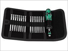 Wera - Kraftform Kompakt 60 Torque Screwdriver Set of 17 1.2-3.0Nm