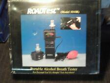 Alcohol Breath Analyzer