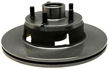 Disc Brake Rotor and Hub Assembly-Non-Coated Front ACDelco Advantage 18A1342A