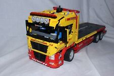 Lego Technic 8109 Flat Bed Truck