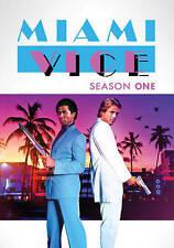 Miami Vice TV Series - Season 1 (DVD, 2016, 4-Disc Set) NEW & SEALED