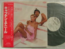 PROMO WHITE LABEL / CAPTAIN & TENNILLE KEEPING OUR LOVE WARM / WITH OBI