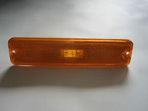 Wrangler YJ 1987-1995 Front Side Marker Light Lens Right or Left Lamp Housing