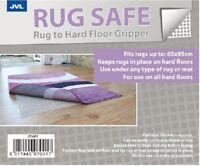 65 x 95cm Anti Slip Rug Carpet Gripper Underlay for Hard Wood Laminate Floors