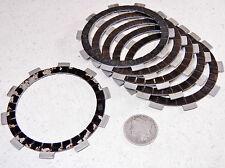 80 CAN-AM QUALIFIER III 250 CLUTCH FRICTION FIBER FIBRE PLATES DISCS DISKS RINGS