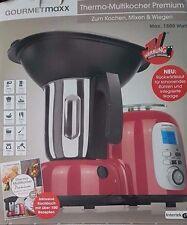Gourmetmaxx Thermo Multikocher PREMIUM 10in1 Kochen,Mixen&Wiegen & Rückwärtslauf