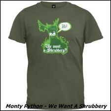 Monty Python - We want a shrubbery, T-Shirt, Größe: 2XL / XXL von Liquid Blue