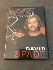 Saturday Night Live - Best of David Spade (DVD, 2006)