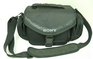 Sony Carrying Case for Handycam - Camcorder/Camera Bag - Free UK Shipping