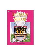 Jane Smisor Bastien 1st Parade Of Solos Learn to Play MUSIC BOOK Piano