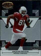 2006 Leaf Certified Materials Football Card Pick