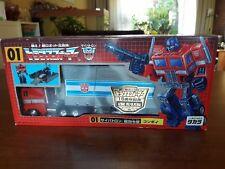 Transformers G1 Optimus Prime Unapplied 15th reissue MIB