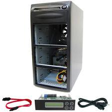 5 Burner (7 Bay) SATA CD DVD Blu-ray Duplicator Copier Barebone Tower Case