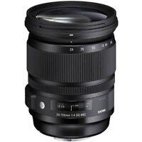 Sigma 24-105mm F4 DG OS HSM 'A' Art Lens for Canon EOS (UK Stock) BNIB