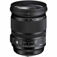 Sigma 24-105mm F4 DG OS HSM 'A' Art Lens for Canon EOS