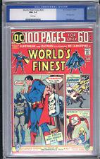 World's Finest #226 CGC NM+ 9.6 Batman Monterey