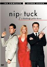 Brand New DVD Nip/Tuck: The Complete Second Season Dylan Walsh Julian McMahon