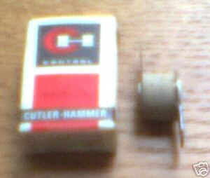 NEW Cutler Hammer HEATER COIL H1101 10177H1101