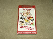 Grand Theft Auto 25th Anniversary Ron Howard, Roger Corman. Brand New Sealed VHS