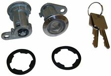 Door Lock Cylinder Kit  Fits Jeep CJ Wrangler YJ Cherokee XJ 8122874K2