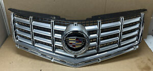 2013 - 2016 Cadillac SRX Front Bumper Grille-Upper Grille W/Emblem NEW 22738992