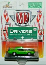 M2 MACHINES DRIVERS 1971 DODGE CHARGER R/T