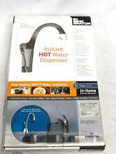 Insinkerator Faucet Hot Cool Water Dispenser Black F-GN1100PN Contemporary