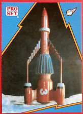 Thunderbirds PRO SET - Card #032 - Thunderbird 3 Space Shuttle - Pro Set 1992