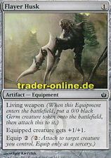 2x Flayer Husk (Schinderhülle) Mirrodin Besieged Magic