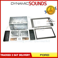 Double Din CD CAR Stereo Fascia Surround Kit For FORD Fiesta, Focus, Fusion
