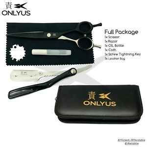 "Barber Scissor 6"" Professional Hairdressing Cutting Salon Jaguar Style Shears"