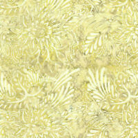 Timeless Treasures Tonga Batik Fabric, Tonga B7813 TAN, By The Half Yard