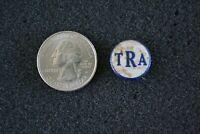 Vintage TRA Club ? Group? Vintage Pin Pinback Button #22439