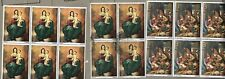 1967 Christmas 4 4d  Fine Used Stamps 6 Mint  4d Stamps 6 3d Mint Stamps