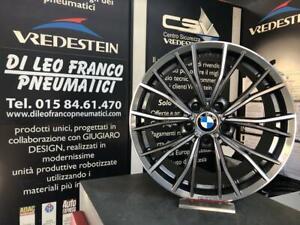 SET CERCHI IN LEGA BMW SERIE 1 / 2 DA 18 MAK MARK K 8X18 ET 43 5X120