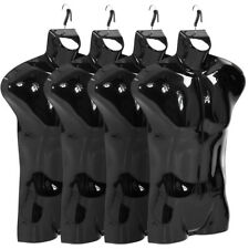 4Pcs Male Mannequin Torso Dress Form Sewing Manikin 30 Inch Height Dress Model