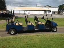 limousine 6 Passenger Seat Gas club car 11hp Golf Cart people mover limo utility