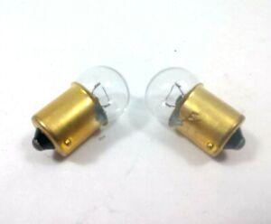 Pair of License Light Bulbs Wagner Lighting 97