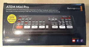 Blackmagic ATEM Mini Pro HD Video Switcher