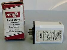 Artisan 2310SA-8 Time Delay Relay 2310SA8 - New OLD STOCK WITH REDUCED PRICE!