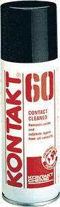 KONTAKT 60 Reiniger Oxidsreiniger 200ml / 400ml Spray