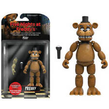 "Freddy - Five Nights at Freddy's Funko Action 5"" Figure FNAF"