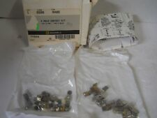 Square D 4 Pole Contact Kit 10 AMP Type D Relay  Class 9998 Type RA85 77503