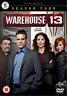 Eddie McClintock, Joanne Kelly-Warehouse 13: Season 4 DVD NEUF