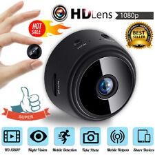 Mini Camera Wireless Wifi IP Home Security HD 1080P DVR Night Vision Remote 2020