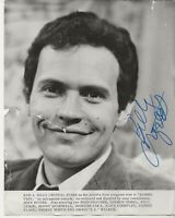 8 x 10 signed photo of Actor Billy Crystal (picture is damaged)
