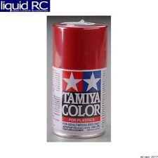 Tamiya USA TAM85018 Spray Lacquer TS-18 Metallic Red