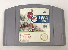 Fifa 99 Cart Only - N64 Game Nintendo 64 Cartridge - PAL *