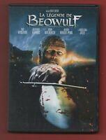 DVD - La légende de Beowulf avec Anthony Hopkins, Angelina Jolie