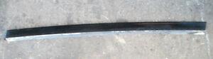 85-90 CAMARO Z28 PASSENGER SIDE BLACK RH DOOR GFX GROUND EFFECT MOLDING TRIM